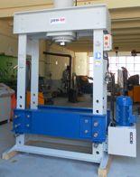 RBT-610 Gummi-Kochpressen