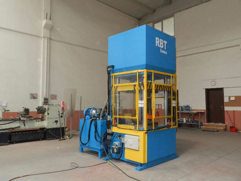 RBT-610 Rubber Cooking Presses