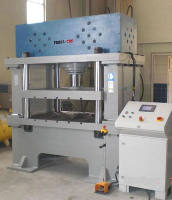 4-Column Hydraulic Production Press