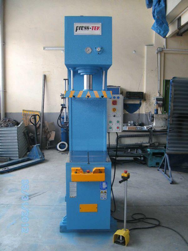 Hydraulische Einständer Montagepresse