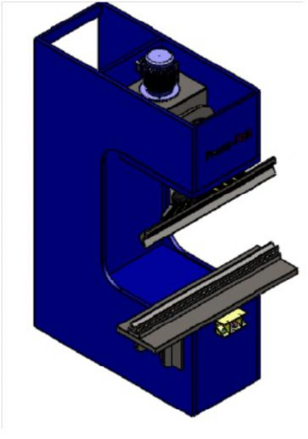 Single Column- Bending Presses