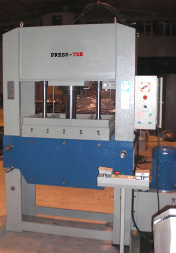 Hydraulic Workshop Press With Tray