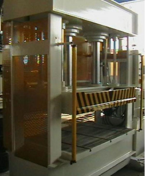 Werkstatt Type Produktion Presse